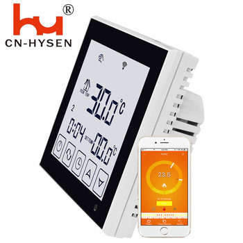 Hysen Wifi Smart Wall mounted Programmable Heating Thermostat for Underfloor Water System