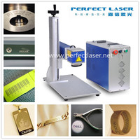 stainless steel jewelry metal crafts bangle laser marking machine