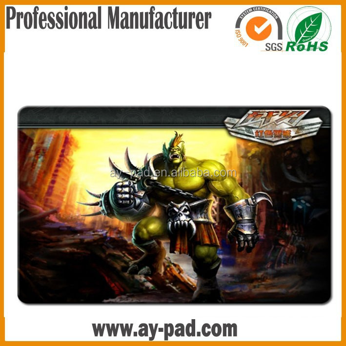 AY One Epic Non-Skid Nature Rubber Gaming Outdoor Play Mat