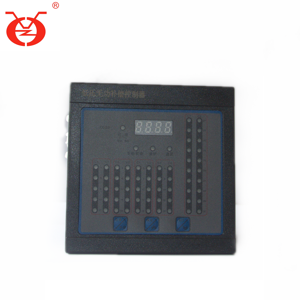 Intelligent controller Power Factor compensation Smart Low Voltage 16&24 branches controlador automatic