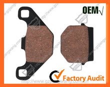 Chinese Top Quality Motorcycle Disc Brake Pad for Suzuki