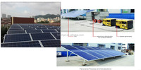 China Manufacturer 10KW Home Solar Power System off grid solar system FOB Price 10KW Solar PV System