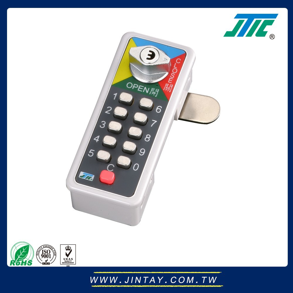 keypad door combination digital lock