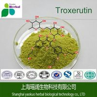 2016 Factory Supply High Quality 100% Natural Pharmaceutical raw material Troxerutin