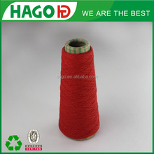 China factory recycled cotton yarn making for socks for men import export russia company