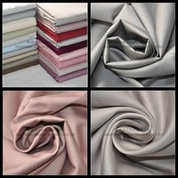 Deeda factory 100% cotton sateen fabric for bedding 250TC, 300TC, 350TC, 400TC