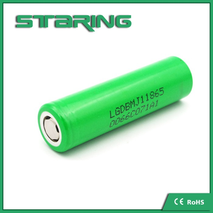 HOT 18650 Rechargeable Battery LG Chem 18650 MJ1 lgdbmj11865 3.7v 3500mah 10a discharge cells battery