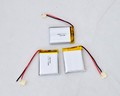 Hot Type 3.7v 1100mah li-ion battery pack GEB 703443 for Digital Products