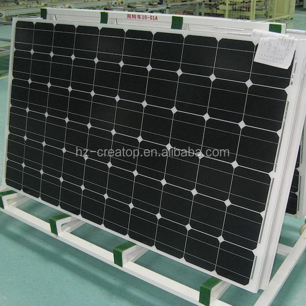 Monocrystalline Solar Panel 250w 500 Watt 1000 Watt Solar