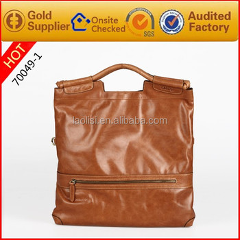2015 New style brand design 100% genuine leather women handbags