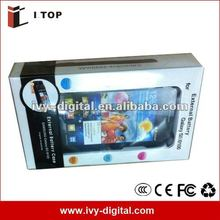 External Battery Case for Samsung Galaxy S2,2200mah backup battery