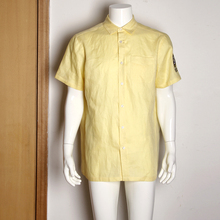 Ecoach Wholesale OEM New Arrival <strong>Men's</strong> Regular Fit Short Sleeve Straight Collar Custom mens linen <strong>shirt</strong>