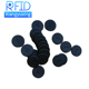 13.56Mhz Waterproof Buttons PPS Rfid washable laundry tag