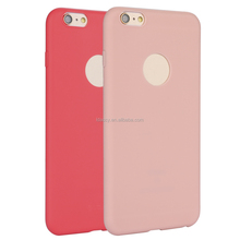 For iPhone 6 6s Case TPU Soft 0.5mm Ultra Thin Cell Phone Case for Iphone 5 6 7 Cover