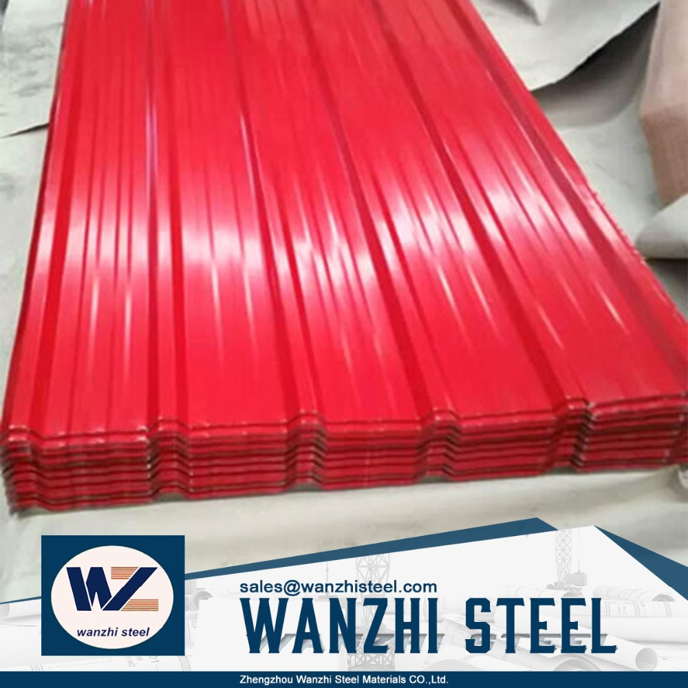 Hot/Cold Rolled Steel Plate Prepainted Galvanized Steel Coil/ Corrugated Roofing Sheet Z275
