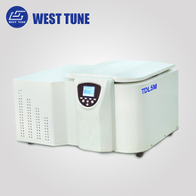 TDL5M series Low speed clinical dna testing equipment refrigerated centrifuge