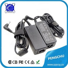PC-120030 plastic smps 12v 3a ac dc power adaptor with CE RoHS FCC PSE CB approval