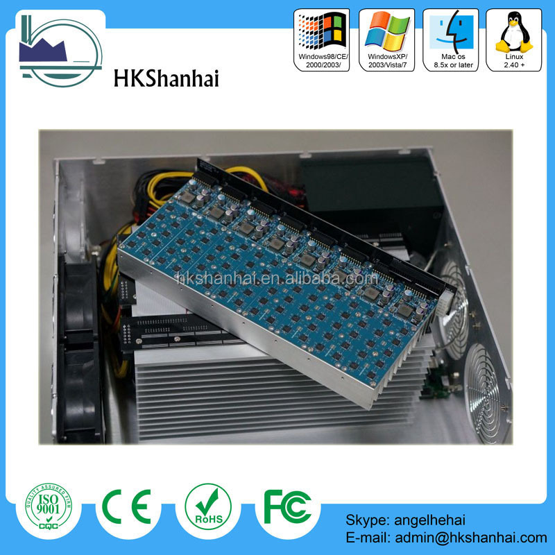2014 new products 28nm asic block erupter with pcb board saturn 275 gh/s bitcoin asic miner usb hot sale