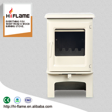 HiFlame direct selling enamel indoor wood burning stove HF905UBE
