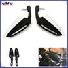 BJ-HG-017 Motorcycle 22mm Handlebar Plastic Handguard with LED Indicators