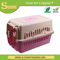 Air conditioned pet cat dog carrier