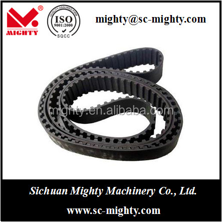 XL Timing belt Rubber/PU timing belt with tooth 104XL