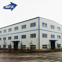 Famous Long-Span Warehouse Prefabricated Steel Structure Hotel Buildings