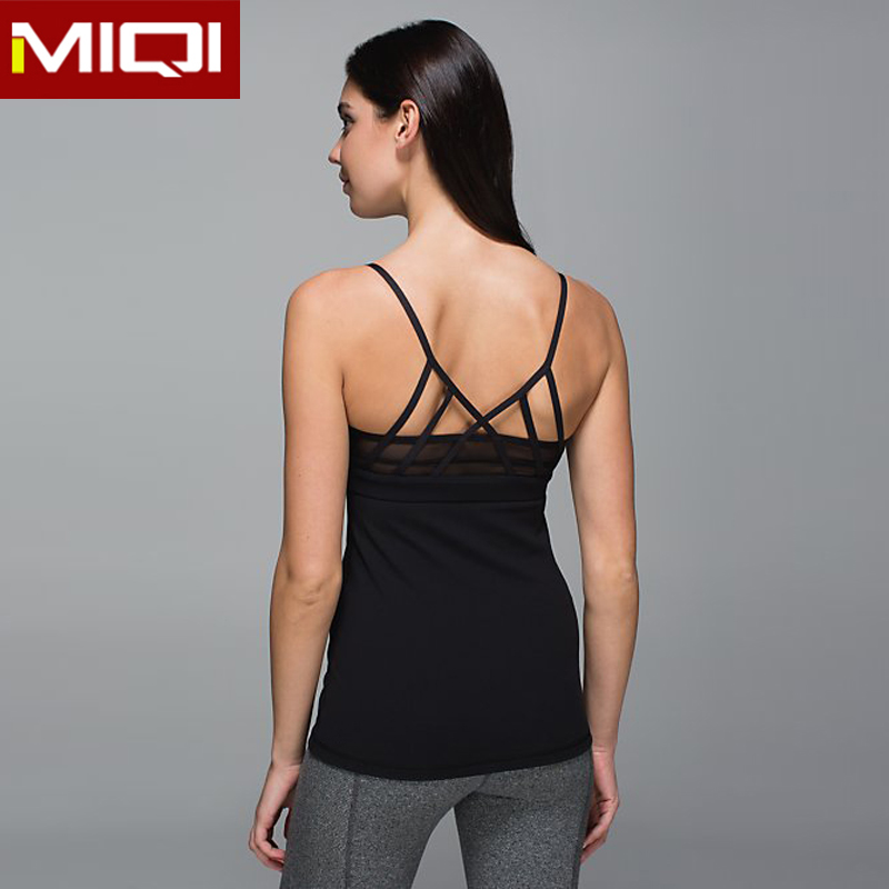 Fashion yoga wear from Miqi Apparel woman's most comfortable sports yoga top