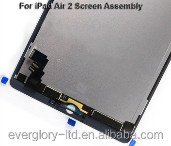 lcd display with digitizer for ipad Air 2
