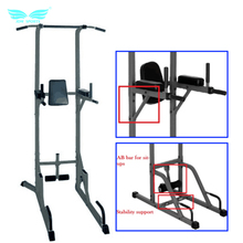 Dip Stand Station Pull up Power Tower Bar Chin Up
