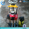 Famous driller- LQ - 45 type electric railway sleeper borehole drilling machine