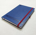 A5/A6 personalized engraved thermo PU leather notebook,journal