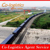 cheap railway shipping rates from China to Hungary by professional logistics company--Hester( skype: colsales20