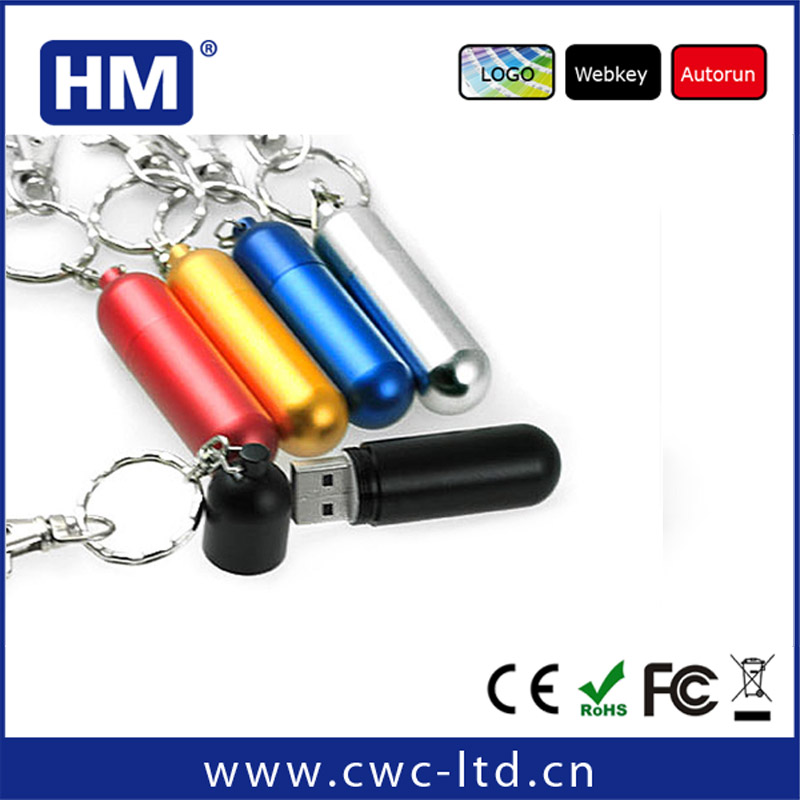 Large Quantity Factory Usb Flash Drive with personalised logo