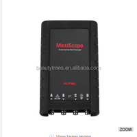 Autel MaxiScope MP408 4 Channel Automotive Oscilloscope Basic Kit Works with Maxisys Tool MP408 Interface