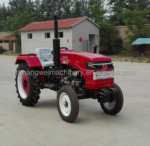 2017 hot sale! Small tractor, mini tractor for sale in kenya, 25 hp 4wd farm tractor price