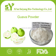 Organic Natural Guava Fruit Juice Nutrition Powder Drink Mix