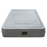 foldable sleep air bed inflatable mattress