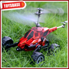 Cheap Price Top Grade U821 3 in 1 Car Long Fly Time with 3.5 Channel Missile Launch Quad Long Range RC Helicopter