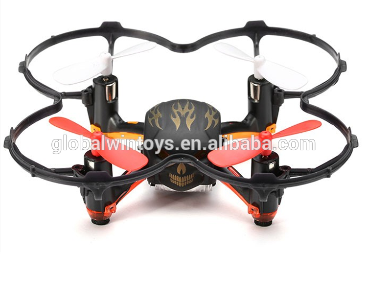 GLOBAL DRONE GW008 2.4g 4ch 6axis remote control ufo aircraft drone quadcopter with a-key return function