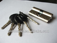 euro profile mortise lock high precision security door lock part door lock cylinder