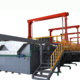 Powder Coating Line with Dip & Spray Pre-Treatment Plant/System