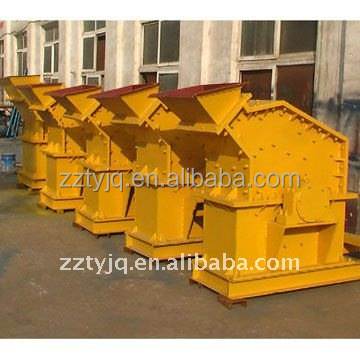 PXJ super fineness energy saving crusher small used rock crusher for sale