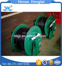 Easy operating extension cable reel roller