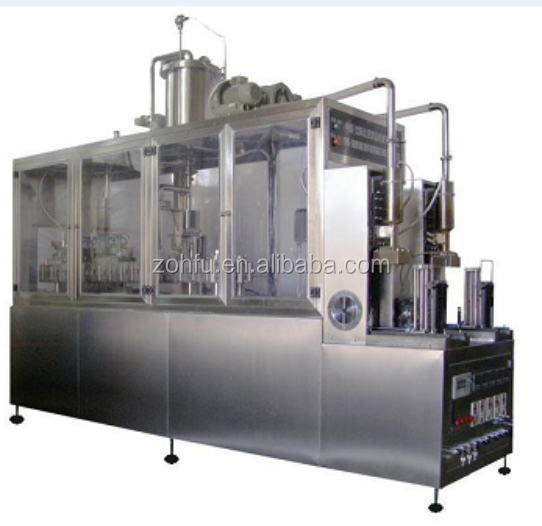 tetra brick aseptic filling machinemulti-function aseptic carton filling packing machine brick shape caton juice filling machine