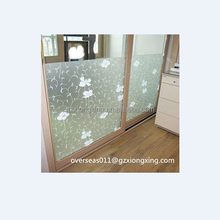 hot light bule clear pvc sheet for glass protection