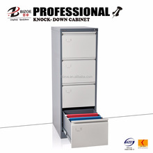 Lowest price kd metal luxury file cabinet