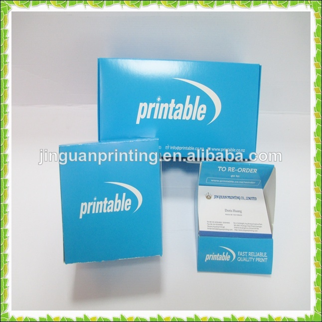 high quality paper box / hot sale paper box / namecard packaging box