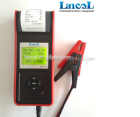 12V 24V digital car battery load tester/Starting and Charging System No. MICRO 568 language in Italy