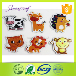 factory cheap price cartoon fridge magnet,PVC fridge magnet
